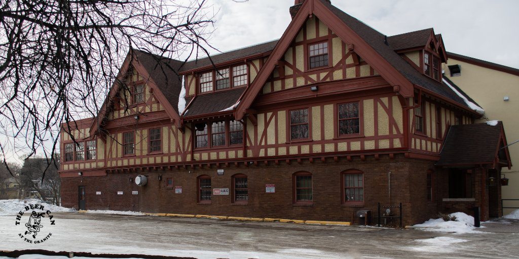 The Granite Curling Club, which first opened in 1912, will host a popular outdoor beer garden this summer.