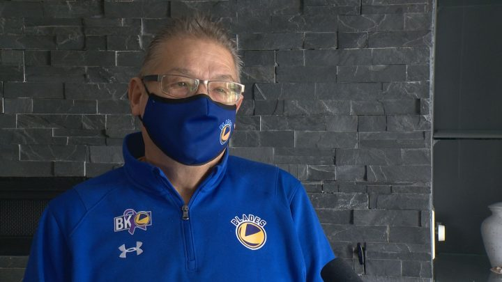 Saskatoon Blades locker room attendant Bobby Kirkness is pursuing alternative treatment after being diagnosed with stage four pancreatic cancer.