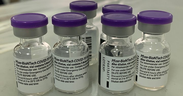 York Region looking to give COVID-19 vaccines to people aged 45 to 60... image