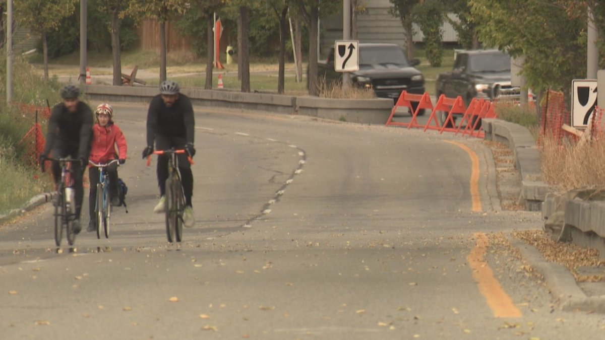 Calgary's Adaptive Roadways Program will be in place seven days a week throughout the spring and summer until the city's COVID-19 state of local emergency is lifted.