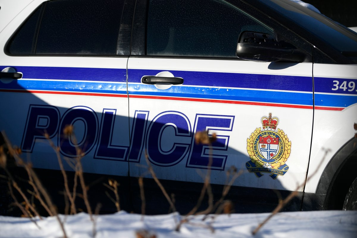 Ottawa police say a missing vehicle could be relevant to a homicide that took place over the past weekend.