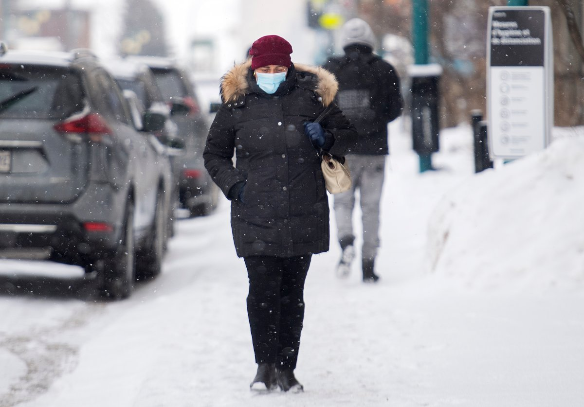 TheQuebecgovernment announced last week that it would ease restrictions in most of the province on March 8.