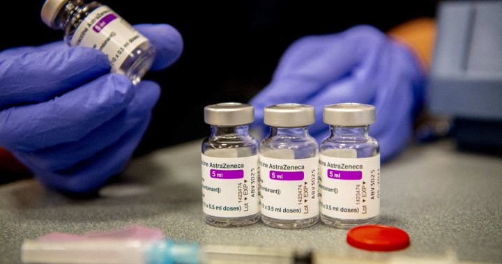Canada sees 2,812 new COVID-19 cases as country receives first AstraZeneca vaccine shipment