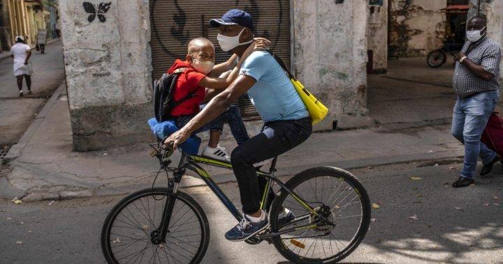 Cuba to test homegrown coronavirus vaccine on nearly entire population of Havana