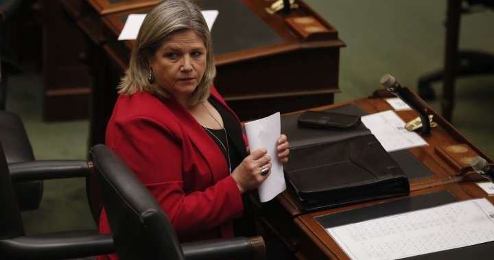Ontario NDP launch environmental platform, pledge to bring back cap-and-trade system