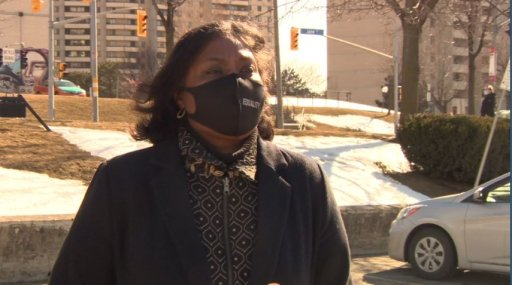 Cheryl Prescod, executive director at Black Creek Community Health Centre, is calling on the government to address systemic issues feeding mistrust and vaccine hesitancy within Black communities.