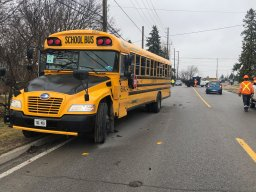 Continue reading: Impaired driving arrest made after car collides with school bus in Port Hope: police