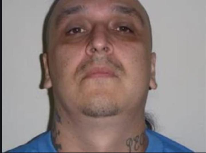 Dwayne Simard died in custody Monday.