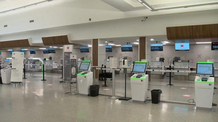 Both Saskatchewan major airports in Regina and Saskatoon have lost their international designation, indicated in a Transport Canada document.