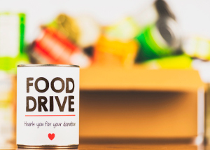 The 2021 Winnipeg Jets Food Drive will host a one-day drive-through event to accept food donations.