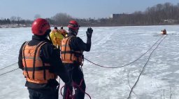 Continue reading: Woman rescued from Thames River near downtown London, Ont.