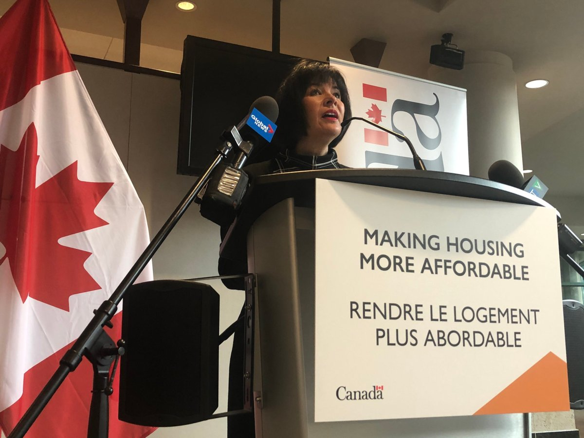 On Friday, Moncton-Riverview-Dieppe MP Ginette Petitpas Taylor announced $3.4M in funding from Ottawa to support Rising Tide, an affordable housing entity in Moncton.