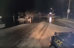 Continue reading: OPP reports 'several' roads in Grand Valley flooded