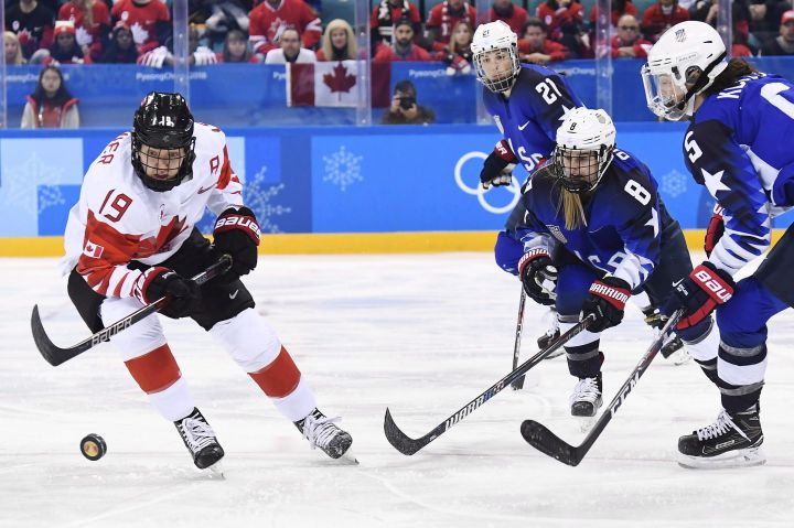 A video was released last week featuring U.S. and Canadian women's national team players along with NHL players discussing the importance of the future of women's hockey.