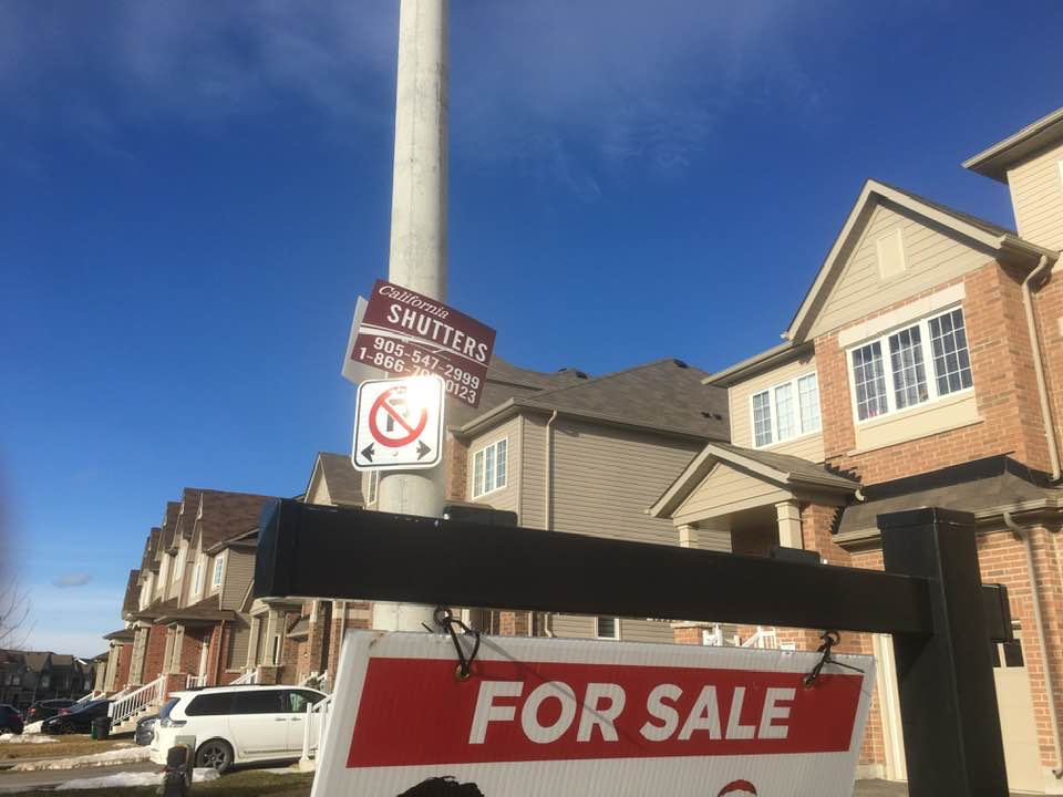 The Realtors Association of Hamilton-Burlington says house prices soared by another 29.5 per cent, between February 2020 and February 2021.