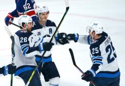 Continue reading: Winnipeg Jets captain Blake Wheeler to miss his first game of the season