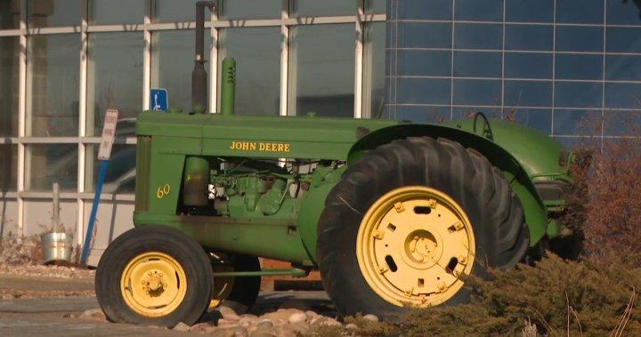180 John Deere employees losing jobs as Edmonton remanufacturing plant set to close
