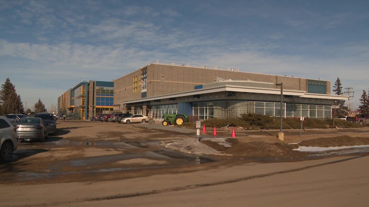 The John Deere Reman Edmonton facility in Nisku, Alta. on Wednesday, March 3, 2021.