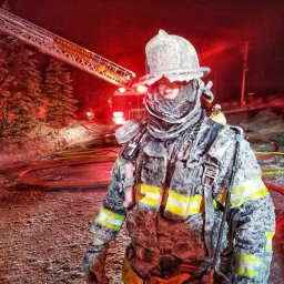 Continue reading: N.B. fire department battles two out-of-control blazes during high winds, frigid temperatures