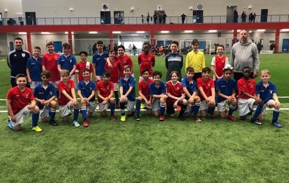The London St. Thomas Croatia Soccer Club says it has reached an affiliation agreement with GNK Dinamo Zagreb Academy, the youth team of Croatia's Dinamo Zagreb.