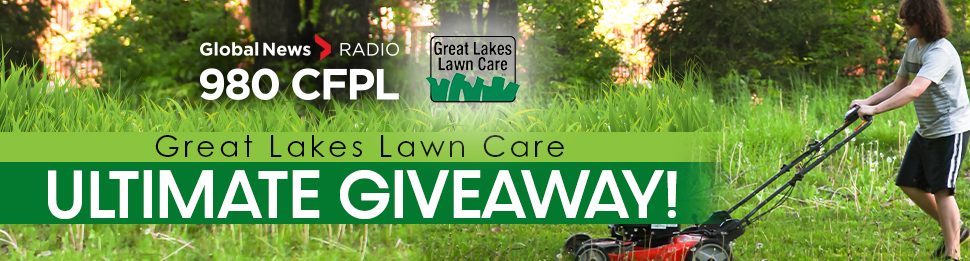 Great Lakes Lawn Care Giveaway