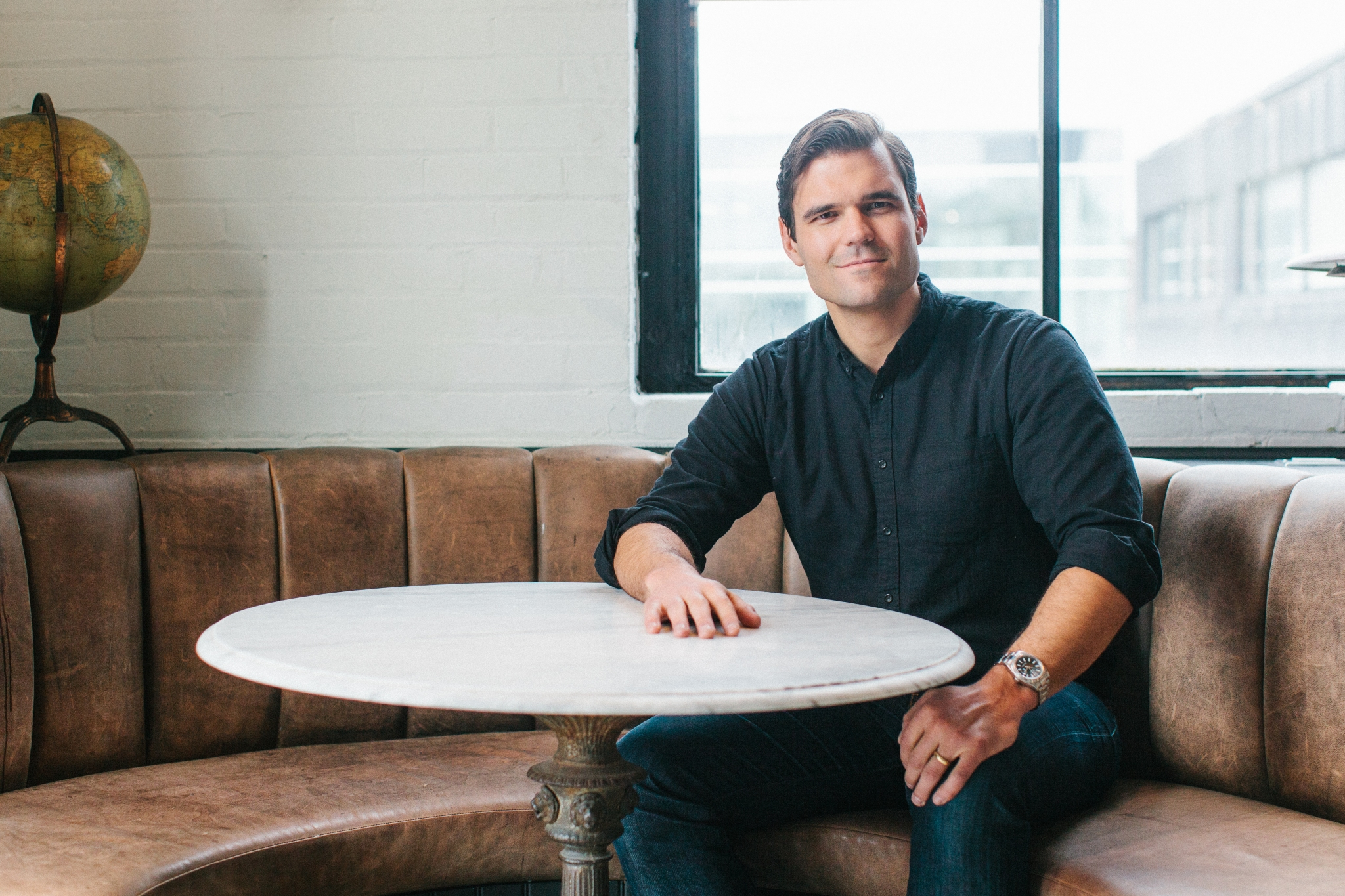 Alex Tapscott co-authored 'Blockchain Revolution,' which details how the technology behind Bitcoin and other cryptocurrencies could change many industries.