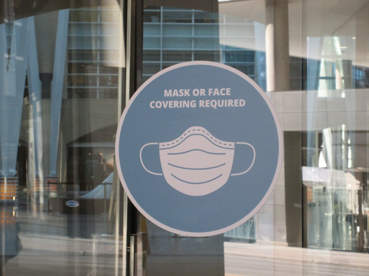 Health Canada has released a warning about masks containing graphene.