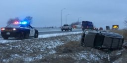 Continue reading: Collisions amid slippery conditions in the London area