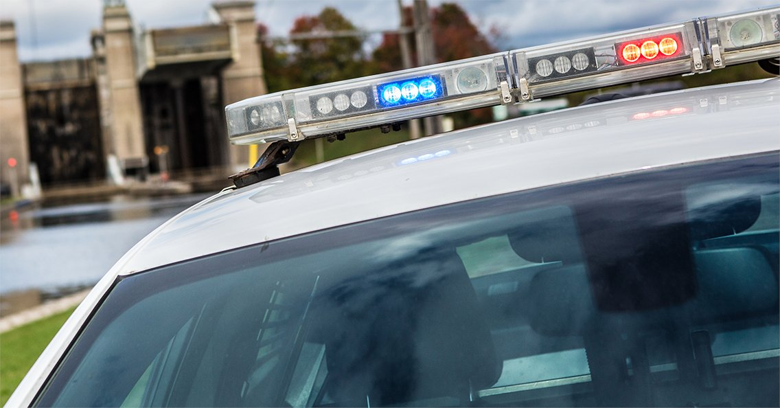 A Toronto man allegedly fled from Peterborough police on two occasions and was arrested in possession of drugs on April 9.