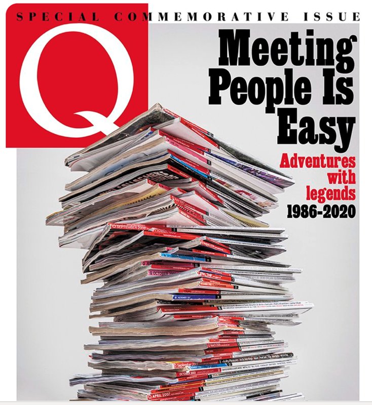 Weekly survey: Do you still buy actual physical music magazines? - image