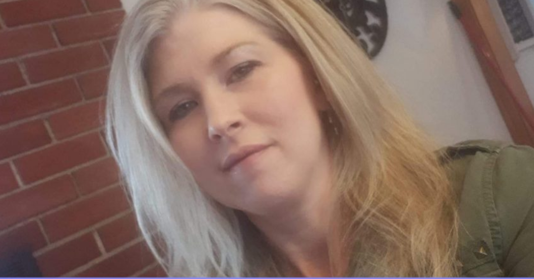 Police say 46-year-old Rebecca Neilson's body was found by a search party Sunday in the a wooded area southeast of Hubell Street and Strowger Boulevard.