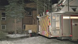 Continue reading: Calgary firefighters take on large flames, thick smoke at Woodlands fire