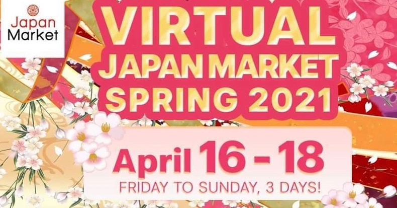 Spring is here! Celebrate the cherry blossoms season with us at Virtual Japan Market from Apr.16-18 on Facebook! Japan Market is based out of Vancouver but our goal is to connect with Japanese Canadian communities across Canada. We would like to create a virtual space where vendors and customers can connect, and share Japanese culture. Event will take place on our Facebook event page. https://fb.me/e/1Y2jkfZSq There will be handmade crafts, art, Japanese merchandise, food, and services. During the event, vendors from across Canada will be posting promos, special deals, and new products/services. Join us and support the Japanese Canadian community! Please do share this event with your family and friends. If you are interested in becoming a vendor, visit our website http://japanmarket.ca to find out more details and how to apply. This year, Sakura Days Japan Fair (SDJF) will be hosting their event (workshops and performances) on the same weekend. Visit their FB page for updates https://www.facebook.com/SDJF.v.