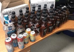 Continue reading: Alcohol from bootleggers intercepted in northern Saskatchewan: RCMP