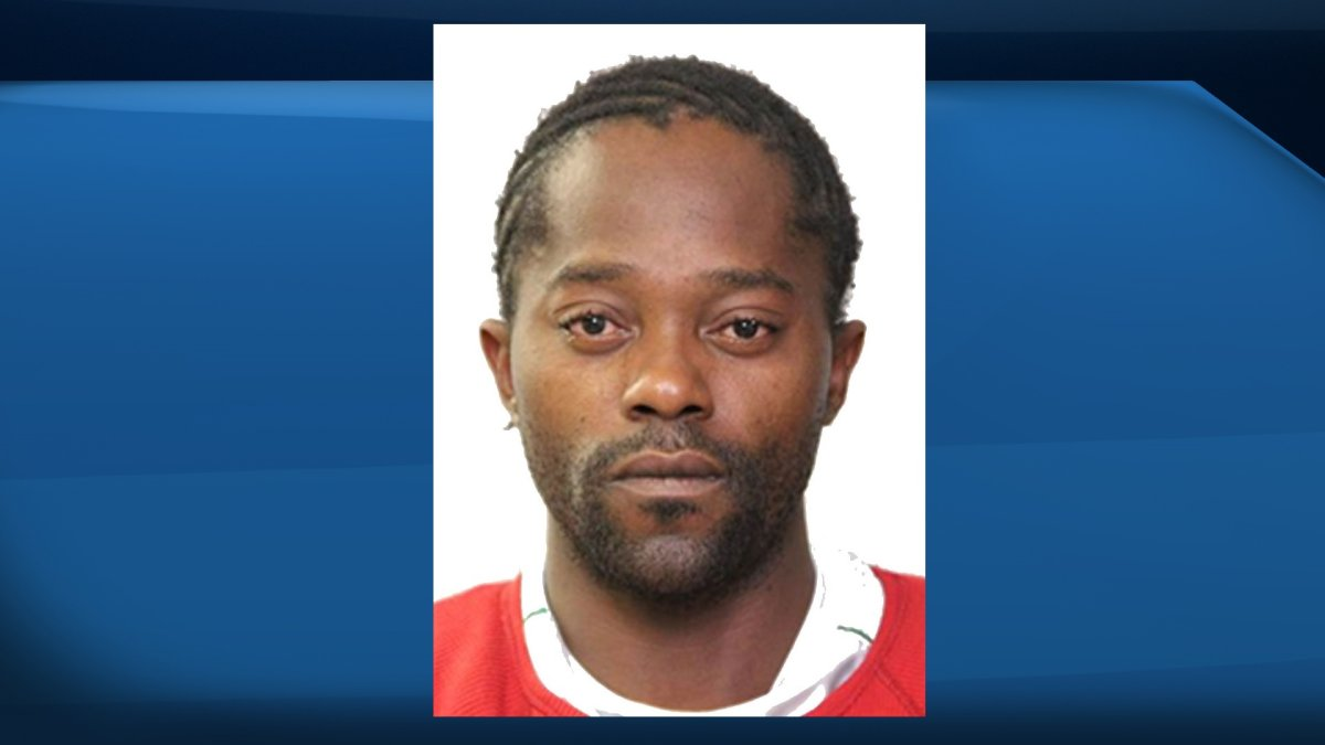 Felicien Mufuta, 37, is wanted by the Alberta Law Enforcement Response Team's human trafficking and exploitation unit..