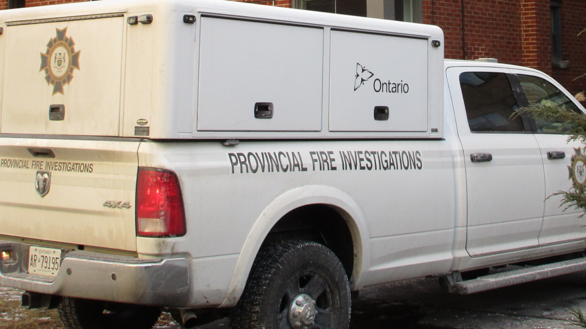 Early morning fire on Hamilton Mountain 'deemed suspicious': police - image