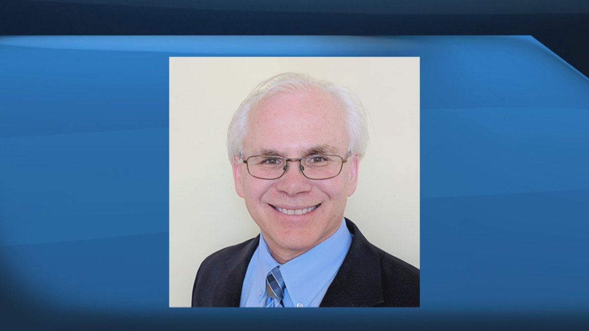 John Roggeveen is the new leader of the Alberta Liberals.