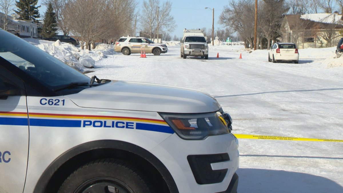 A 61-year-old man was found dead by Outlook RCMP in Milden, Sask. on Wednesday.