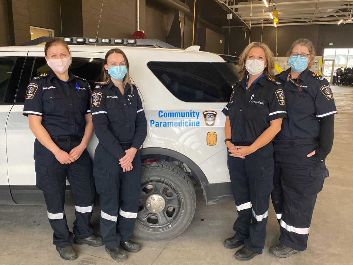 middlesex london paramedics