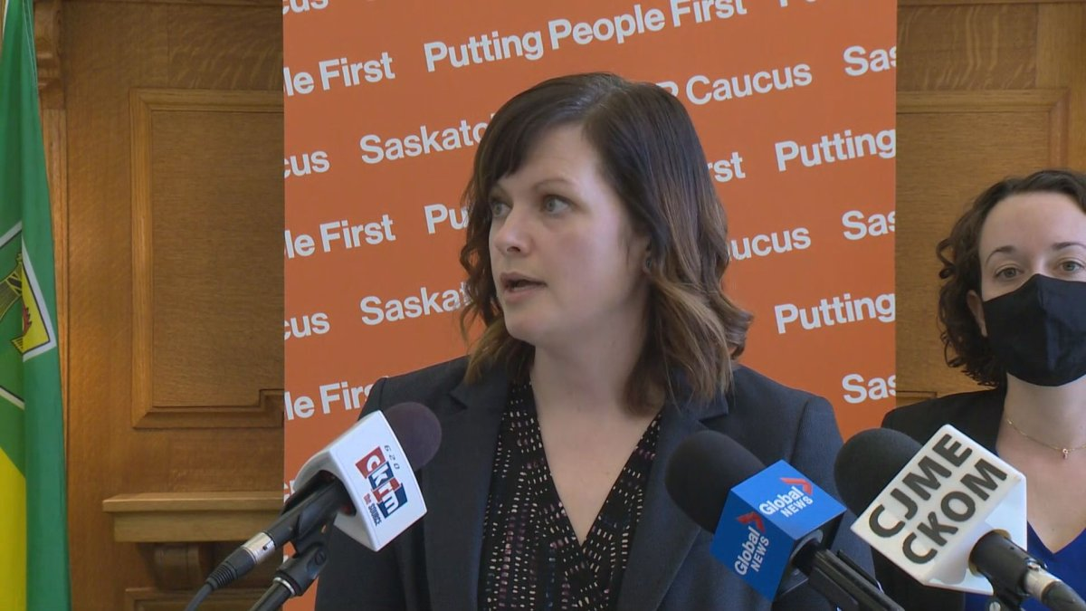 The NDP is asking Saskatchewan Premier Scott Moe to respond to allegations that the provincial government did not have a COVID-19 plan prepared last March when they said they did.