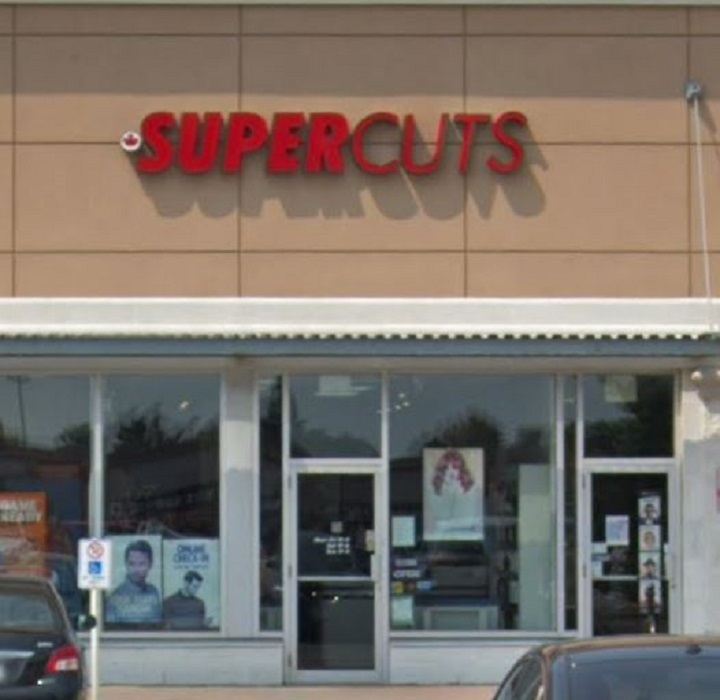 A photo of Supercuts on Kingston Road in Pickering.