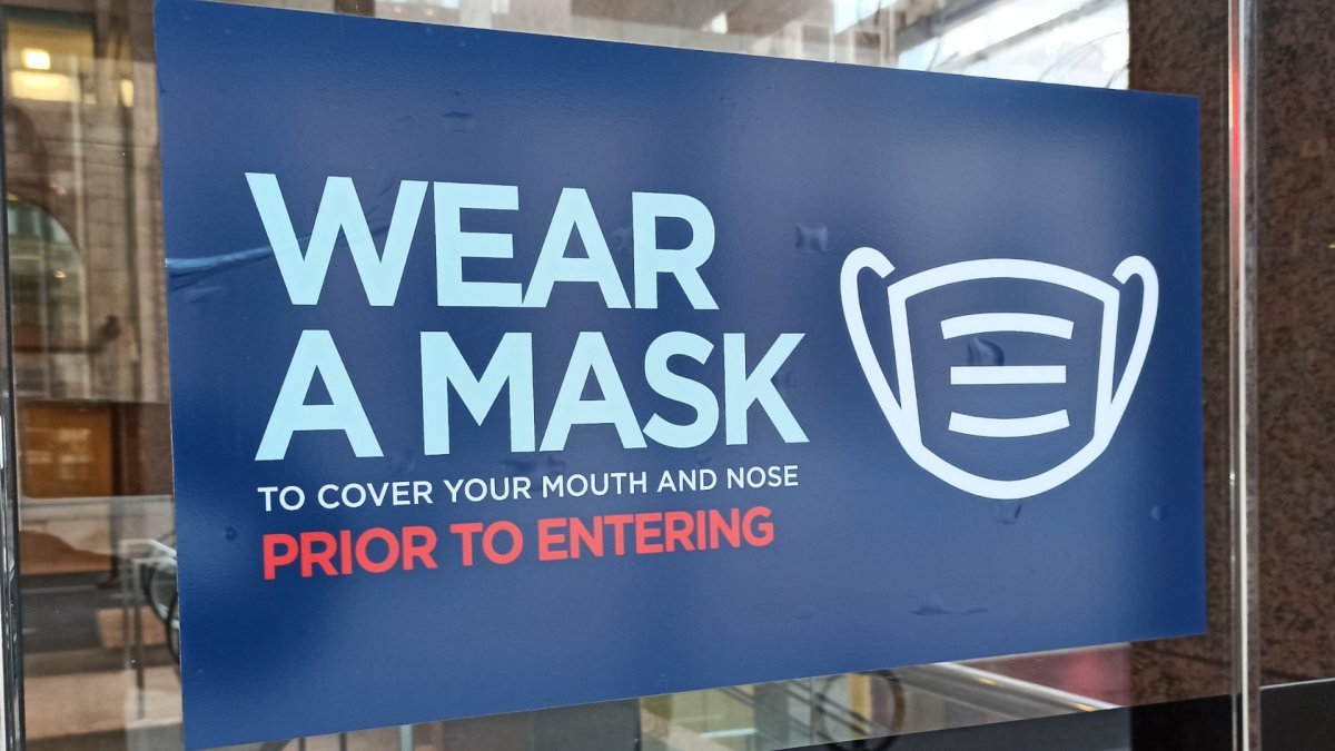 A 51-year-old Manitoba man is facing thousands of dollars and fine and criminal charges after police say he became belligerent over being asked to wear a mask.