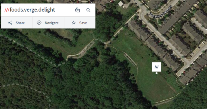 Guelph police use geolocation app What3Words to find lost hikers