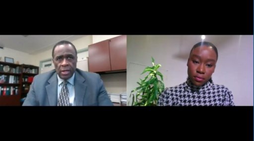 Dr. Upton Allen, head of infectious disease at Sick Kids Hospital is leading a study on racial disparities in COVID-19 cases. On a zoom call, he shares some reasons why Black Canadian communities are mistrustful of Canada's health-care system.