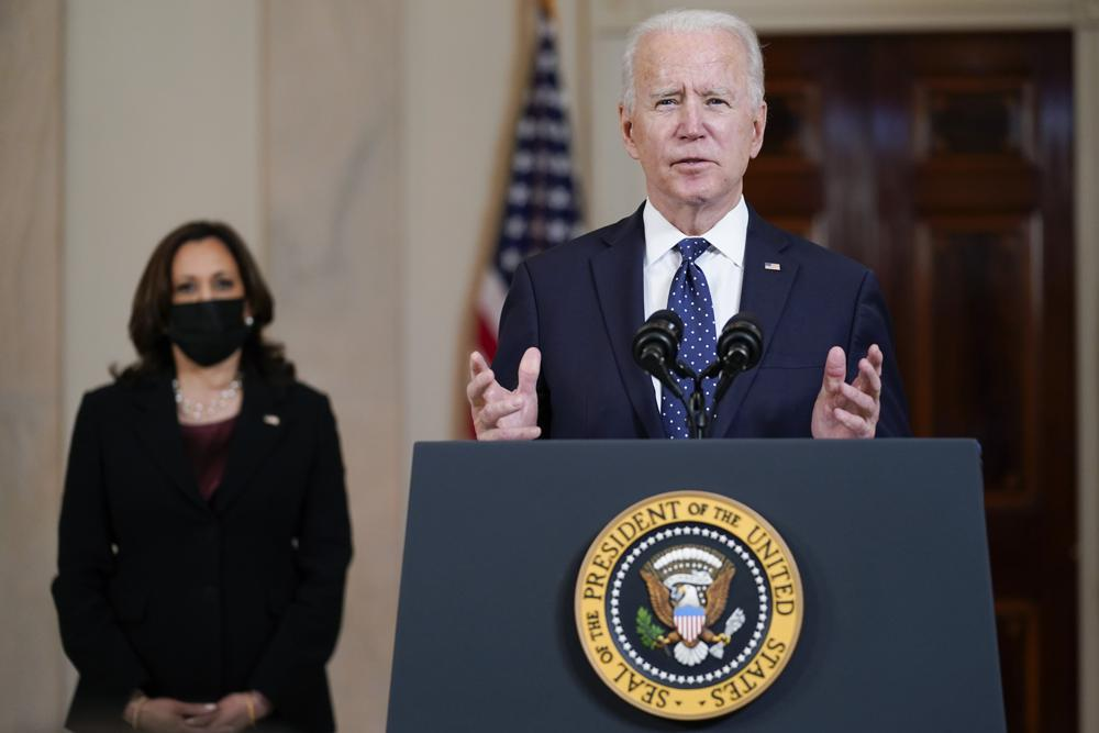 Biden says Chauvin verdict a 'step forward,' but adds America 'can't stop here'