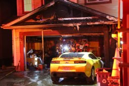Continue reading: Early morning fire guts garage of McKenzie Lake home