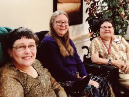 Continue reading: 'Life doesn't end when you enter long-term care': Residents complete book trilogy during COVID-19