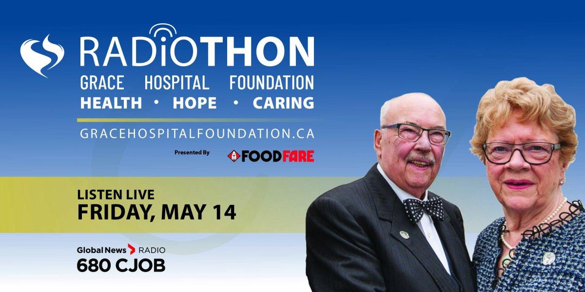 Grace Hospital Radiothon - image