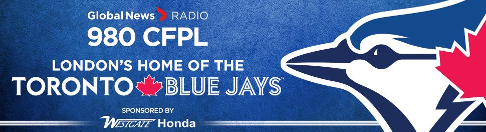 Toronto Blue Jays / 980 CFPL 2021