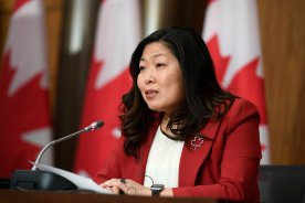 Play video: Canadians must stand up against anti-Asian racism: minister
